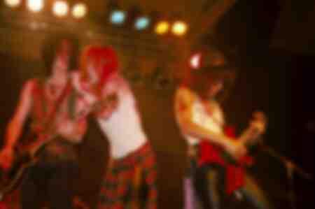 Guns N Roses primer show en TheTroubadour el 6 de junio de 1985