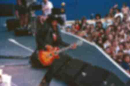 Guns N Roses Slash Giants Stadium 1988