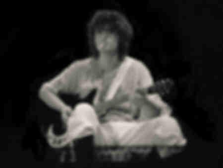 Jimmy Page Forum de Los Angeles le 14 mars 1985