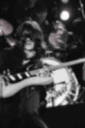 Joe Perry en el Country Club 22 de agosto de 1982