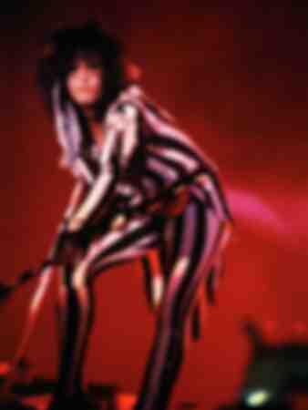 Motley Crue au Forum de Los Angeles le 24 août 1985
