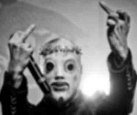 Corey Taylor of Slipknot - 2008