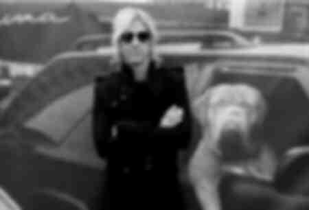 Duff McKagan dans les coulisses