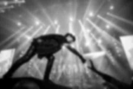 Scorpions sur scène 2018