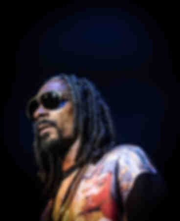 Snoop Dogg at Brixton Academy in London on 5 June 2014
