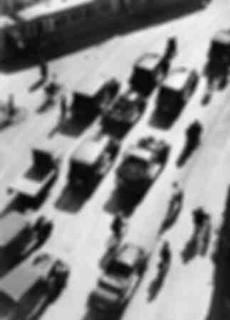 Berlijn verkeer 1938