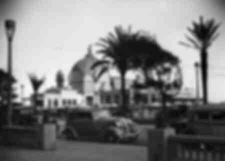 'Casino de la Jetée' a Nizza 1934