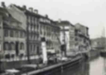 Friedrichsgracht à Berlin 1919