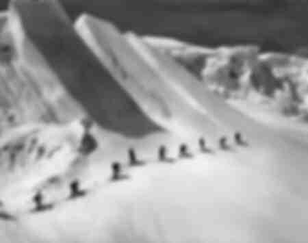 Giro dei ghiacciai sul Piz Bernina