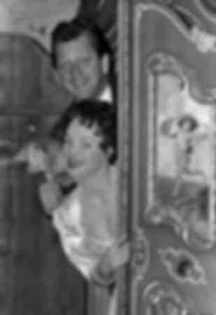 Renate Ewert et Gunther Philipp - 1956