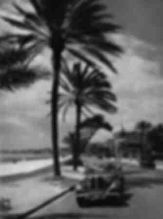 Bella passeggiata lungomare 1937