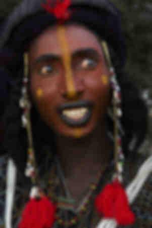 El festival Fulani