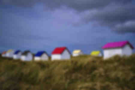 The cabins of Normandy