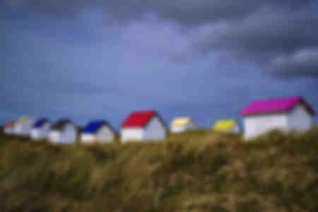 Las cabañas de Normandía