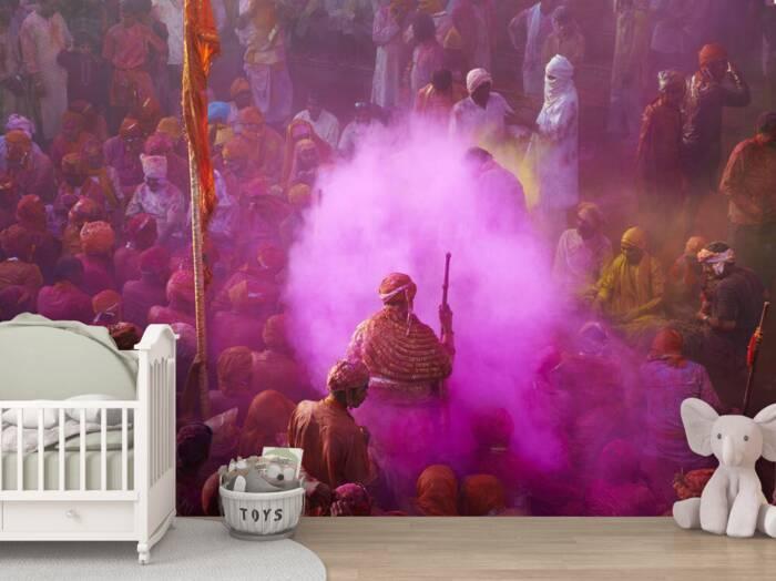 Holi the festival of colors