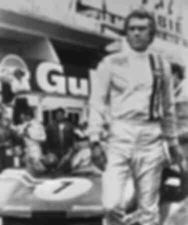 Skott från filmen Le Mans