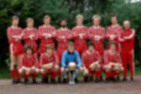 Bayern Munich con el Mundial de 1976