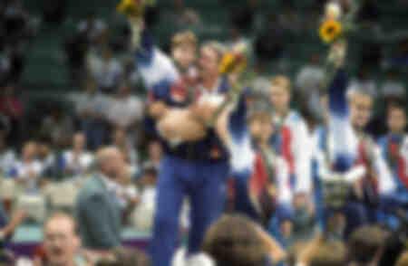 Bela Karolyi Jeux Olympiques 1996