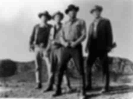 Image from the film The Sons of Katie Elder