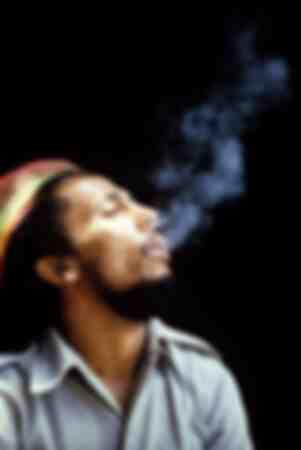 Bob Marley à Island House à Kingston en Jamaïque