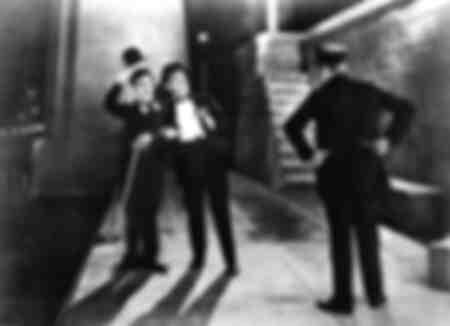 Charlie Chaplin e Harry Myers