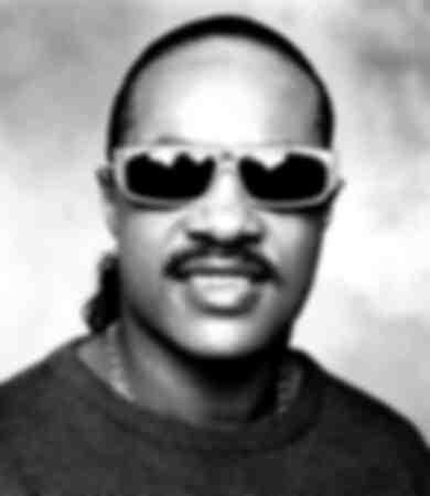 Le célèbre musicien Stevie Wonder