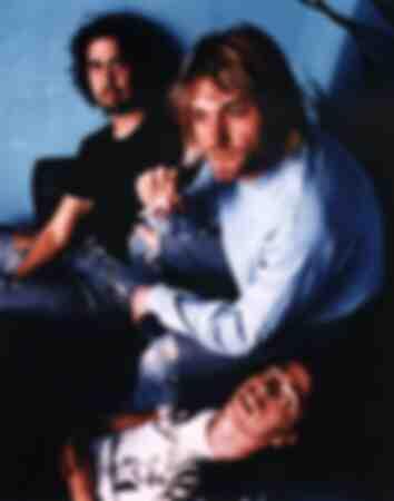 El grupo Nirvana