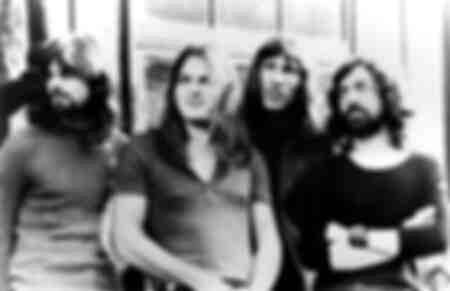 Il gruppo Pink Floyd