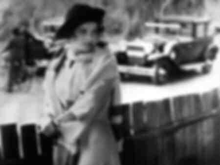 L'actrice Laura Antonelli
