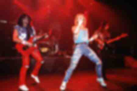 Una foto de Uriah Heep en el Barrio Latino