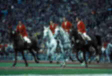 Sports équestres - Jeux Olympiques - 1972