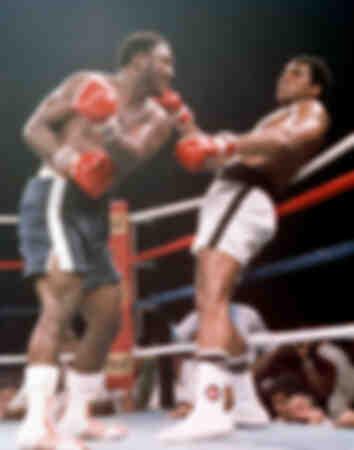 Combat entre Muhammad Ali et Joe Frazier