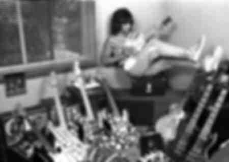 Eddie van Halen en 1982