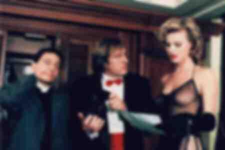 Gérard Depardieu and Christian Clavier