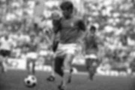 Gianni Rivera sur le ballon
