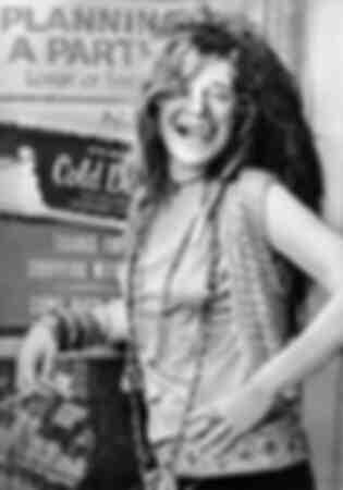 Janis Joplin NY