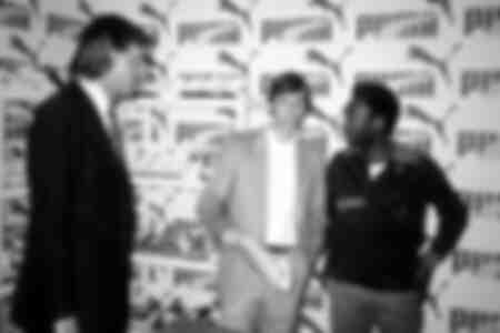 Johan Cruyff et Pelé