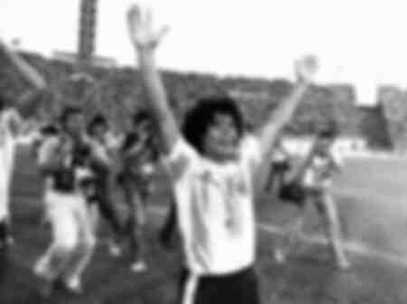 A bientôt Maradona