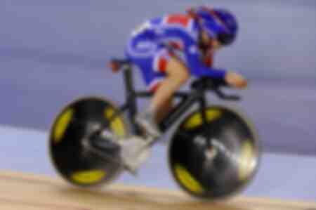 Laura Trott wins Gold - Women's Omnium - London 2012 Olympics