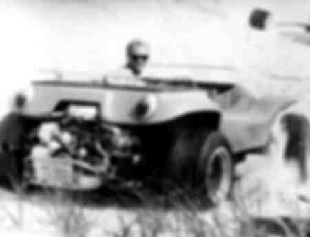 Steve McQueens Buggy