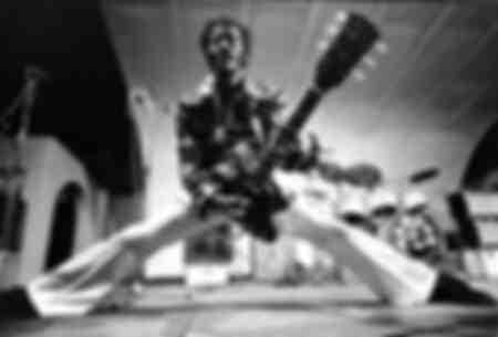 Légende du rock américain Chuck Berry