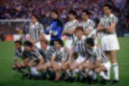 Photo de l'équipe de la Juventus