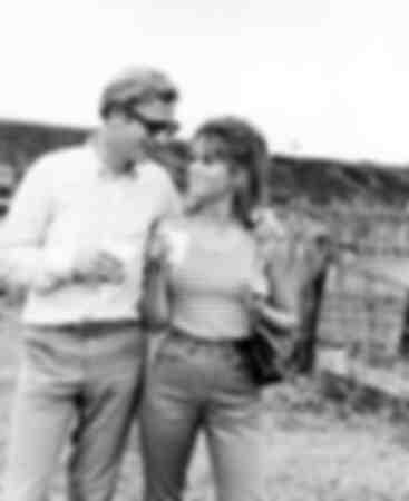 Michael Caine et Jane Fonda