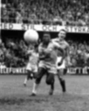 Pele op het WK van 1958