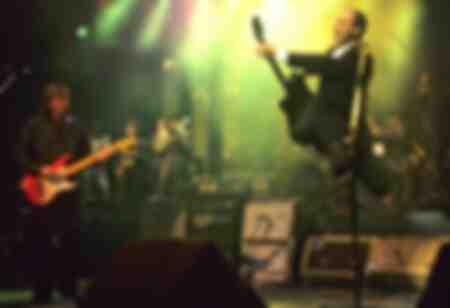 Pete Townshend concert van de White City Tour