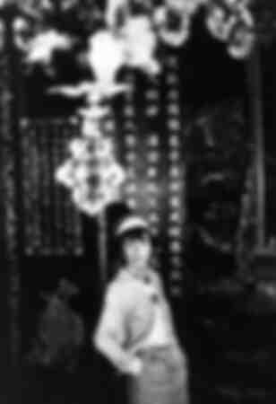 Portrait de la fondatrice de la maison Chanel