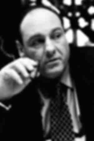 Portret van Tony Soprano