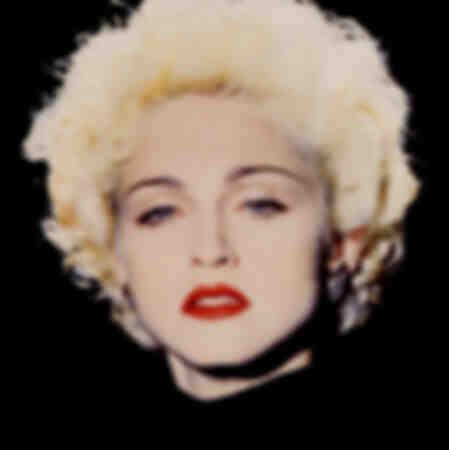 Portrait pop de Madonna