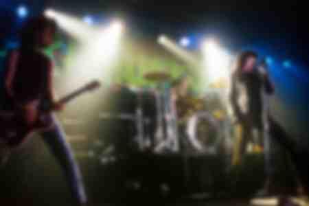 Ramones en concert à Berlin