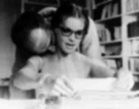 Romy Schneider and Michel Piccoli in 1969